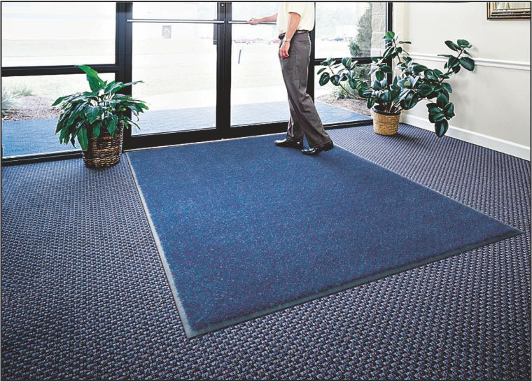 What are the top 3 reasons to use a floor mat?